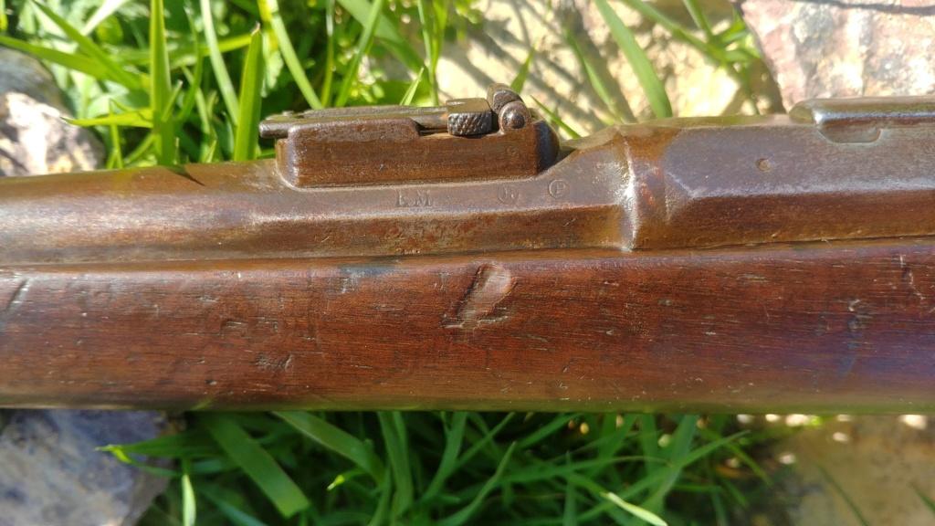 Mousqueton Gras d'artillerie 74 M80 20190232