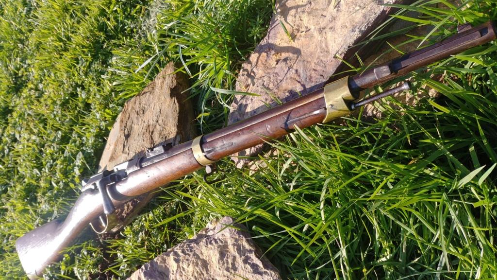 Mousqueton Gras d'artillerie 74 M80 20190234