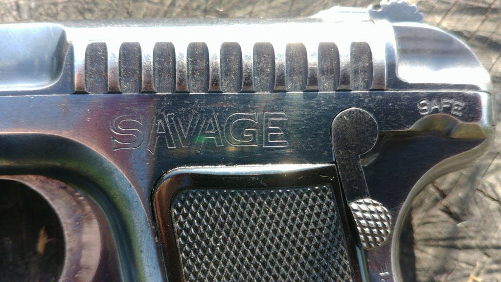 Savage 1907 contrat Français 20201022