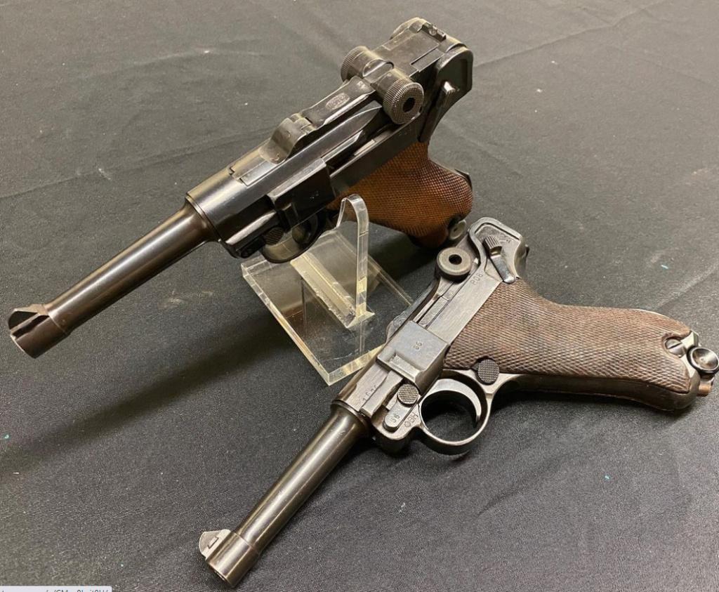 Réflexions sur la production de pistolets Luger P 08, par Mauser, en 1945-1946. - Page 6 2021-011