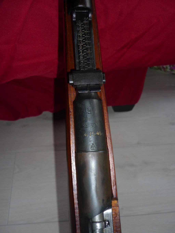 Le Fusil Mosin Nagant modèle 1891 P1100310