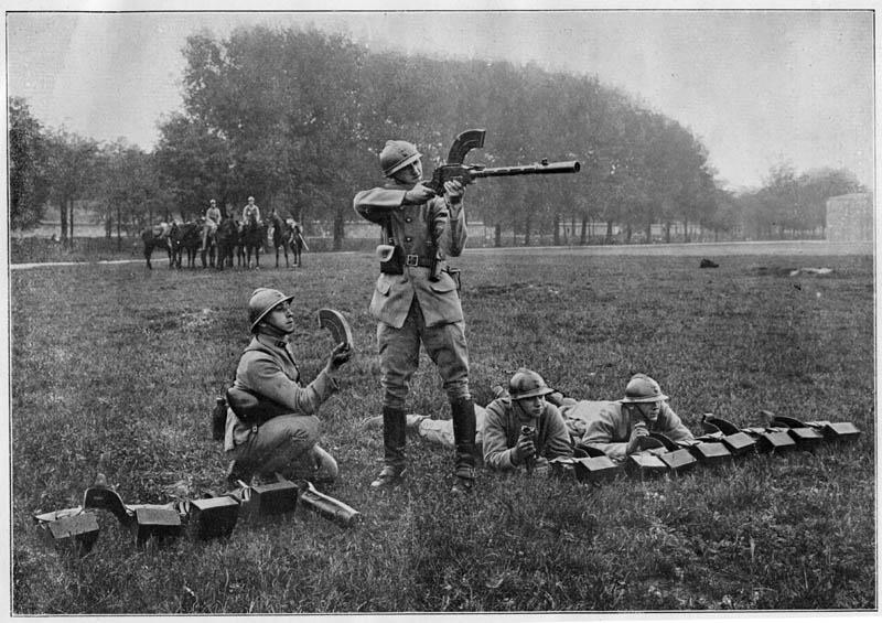 Armes exotiques guerre du Rif et pacification du Maroc    Soldie10