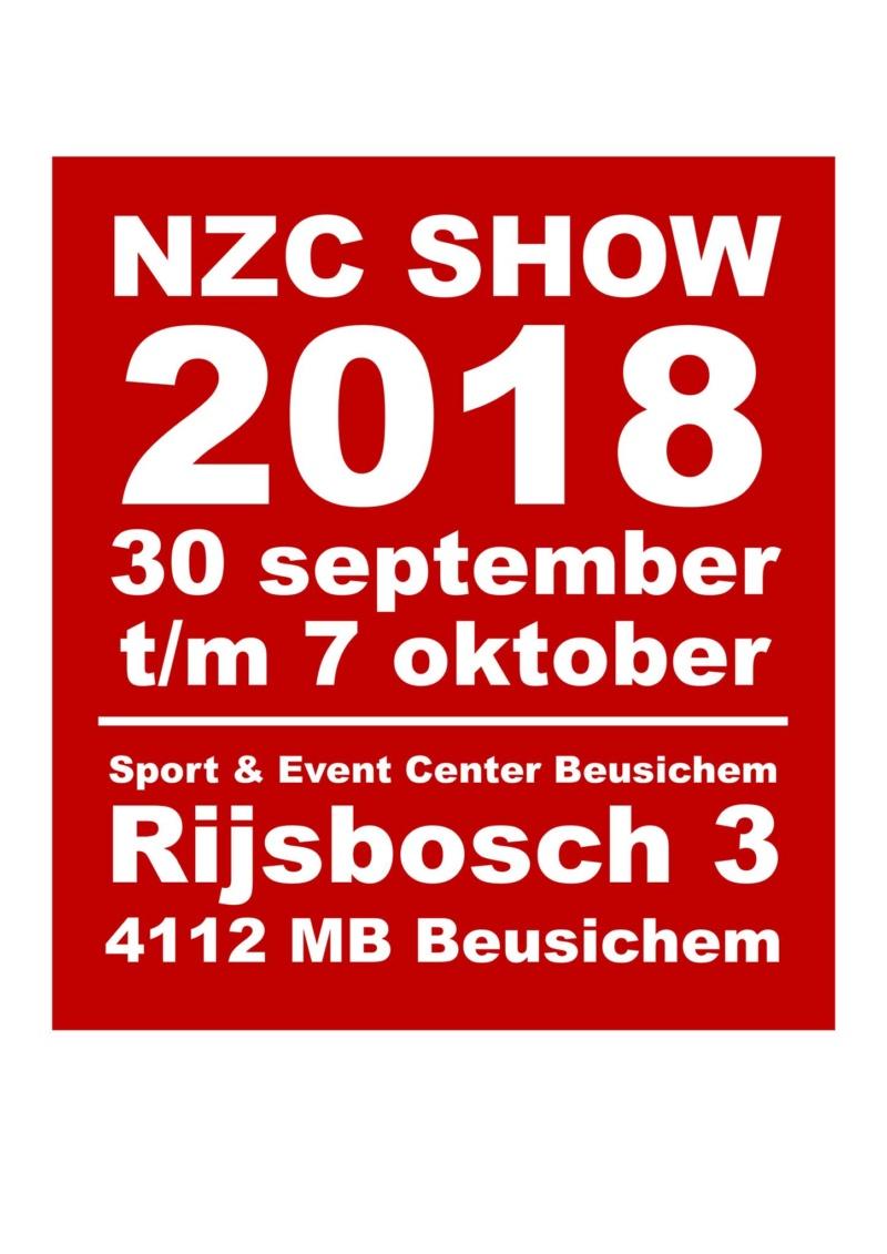 Internationale N.Z.C. Show, Beusichem du 6 au 7 octobre 2018 Nzc_sh10