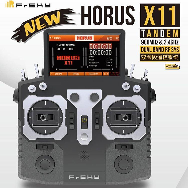 Horus X11 news Frsky-10