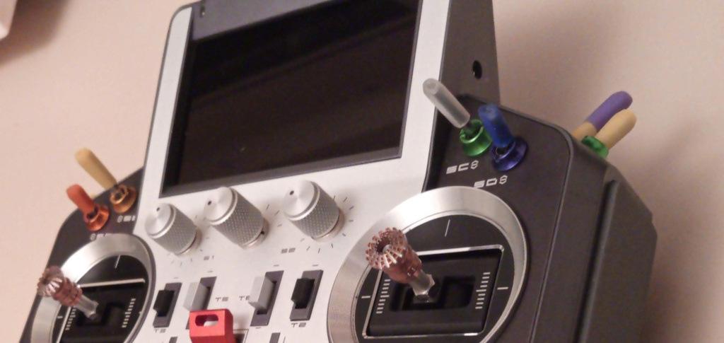 Lettrage interrupteurs X9E Horus11