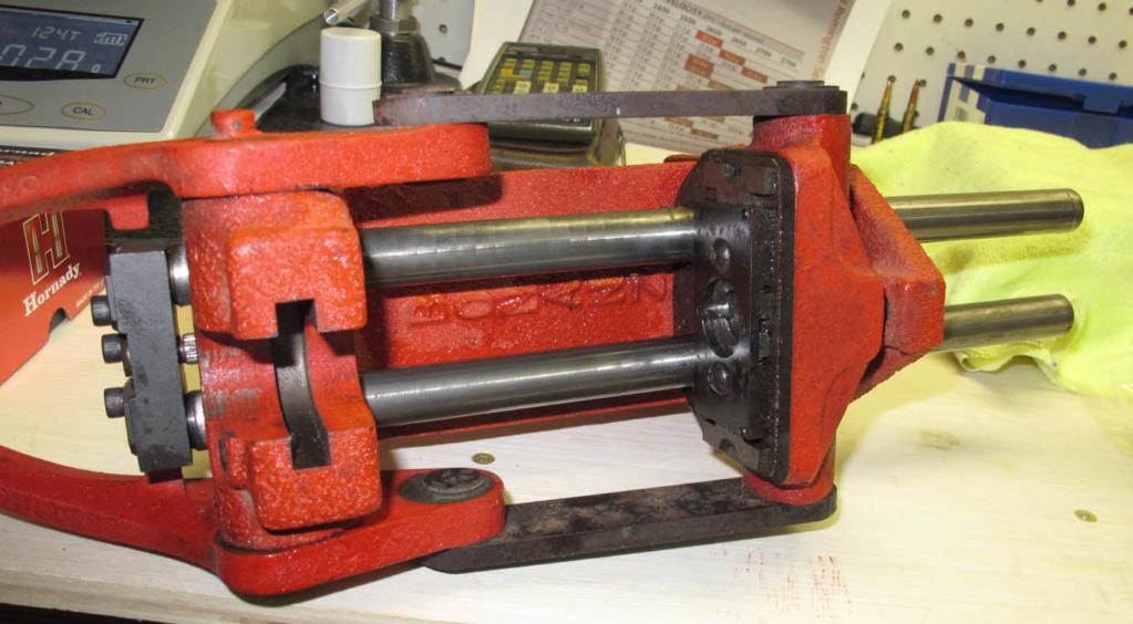 Bonanza/Forster CoAX Press For Sale - SOLD Coax-310