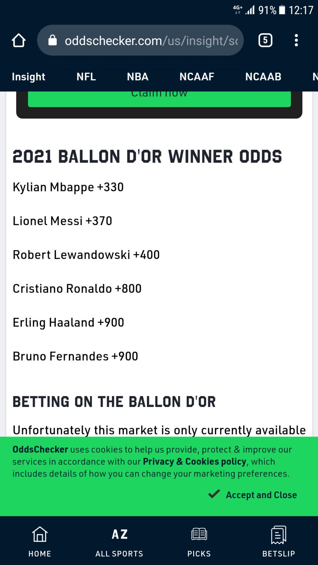 Karim Benzema - Ballon d'Or 2021 campaign - Page 5 Screen10