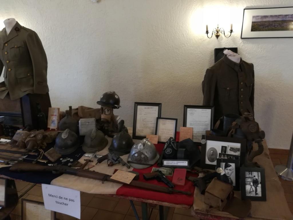 Mon exposition pour les 75 de la libération Mutzig et Molsheim  Img_2055