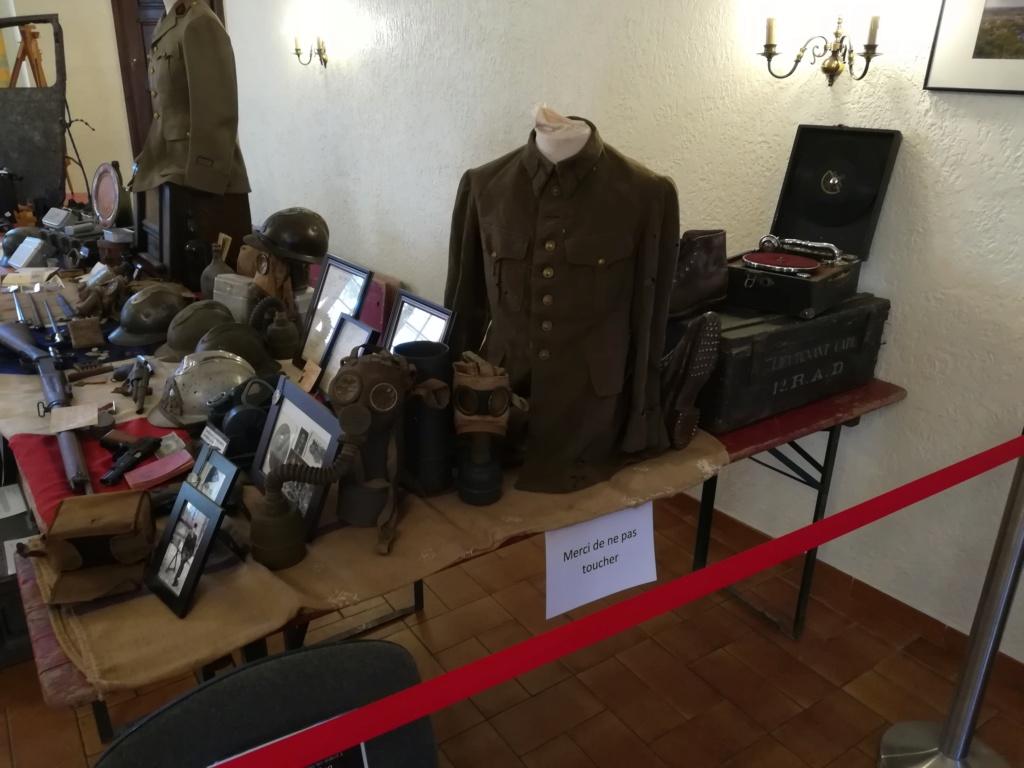 Mon exposition pour les 75 de la libération Mutzig et Molsheim  Img_2056