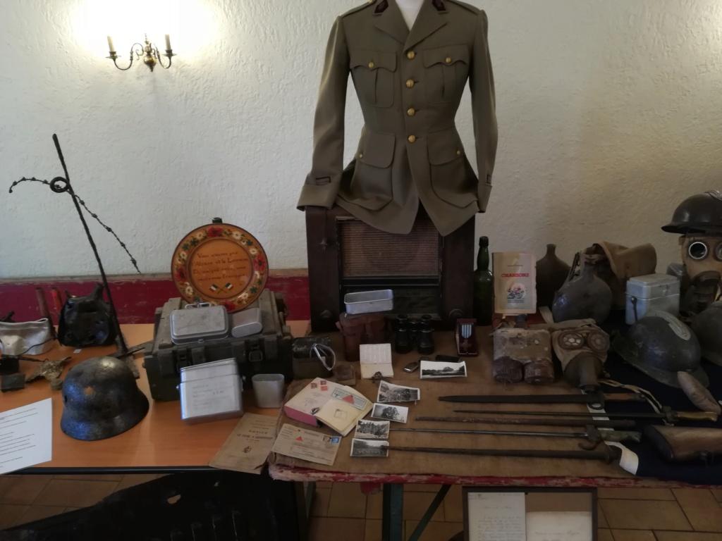 Mon exposition pour les 75 de la libération Mutzig et Molsheim  Img_2057