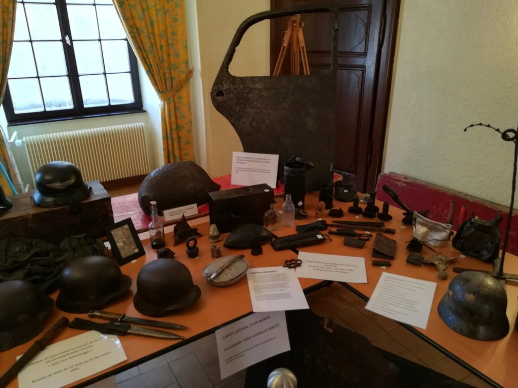 Mon exposition pour les 75 de la libération Mutzig et Molsheim  Img_2058