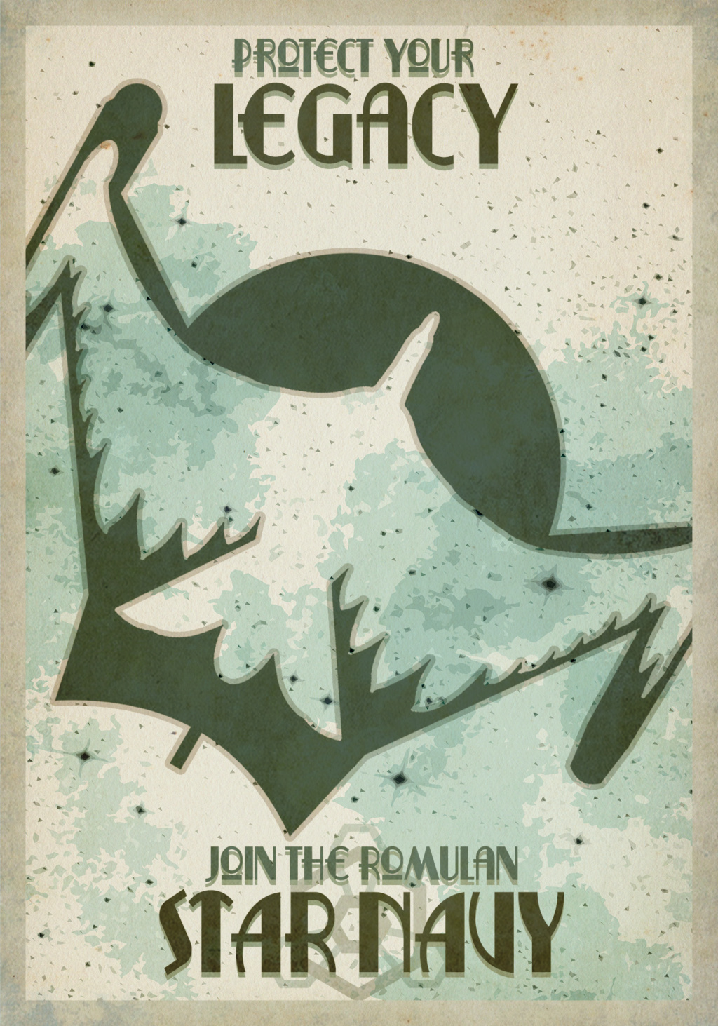 [Affiches Retro] Poster de Recrutement! Romula10