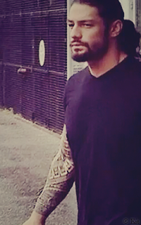 Roman Reigns / Joe Anoa'i Dr110