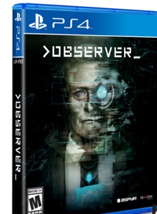 Observer (2017, PC, PS4, One) Observ10