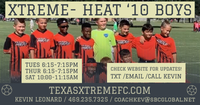 TEXAS XTREME '10 Boys ( Mid Cities ) C2993810