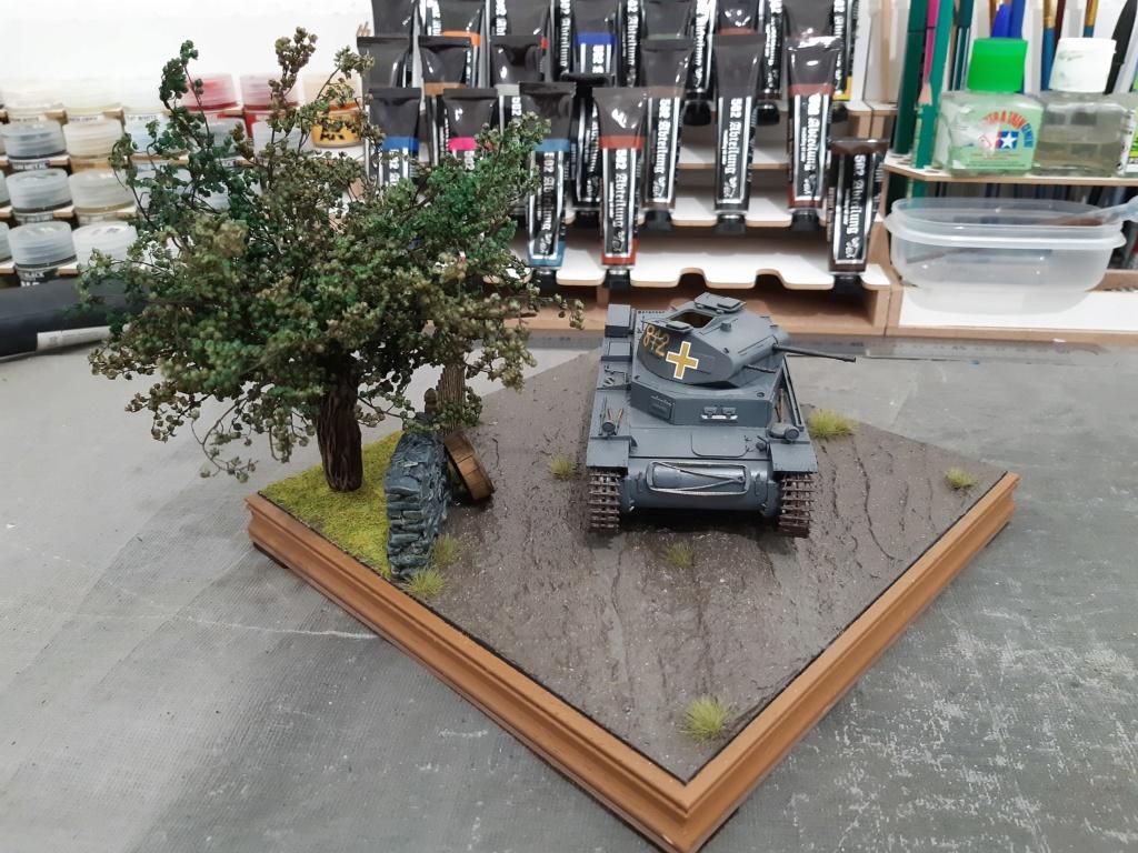 Panzer II 20190522