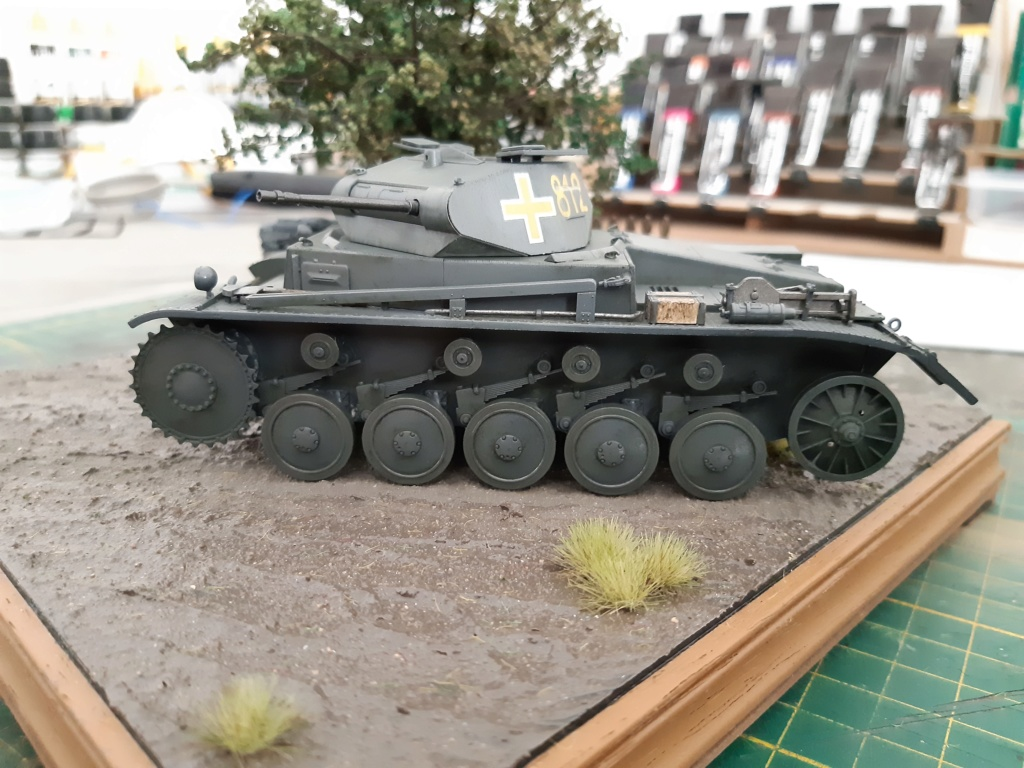 Panzer II 20190526