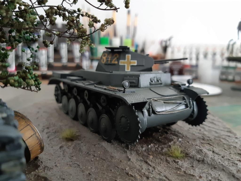 Panzer II 20190529
