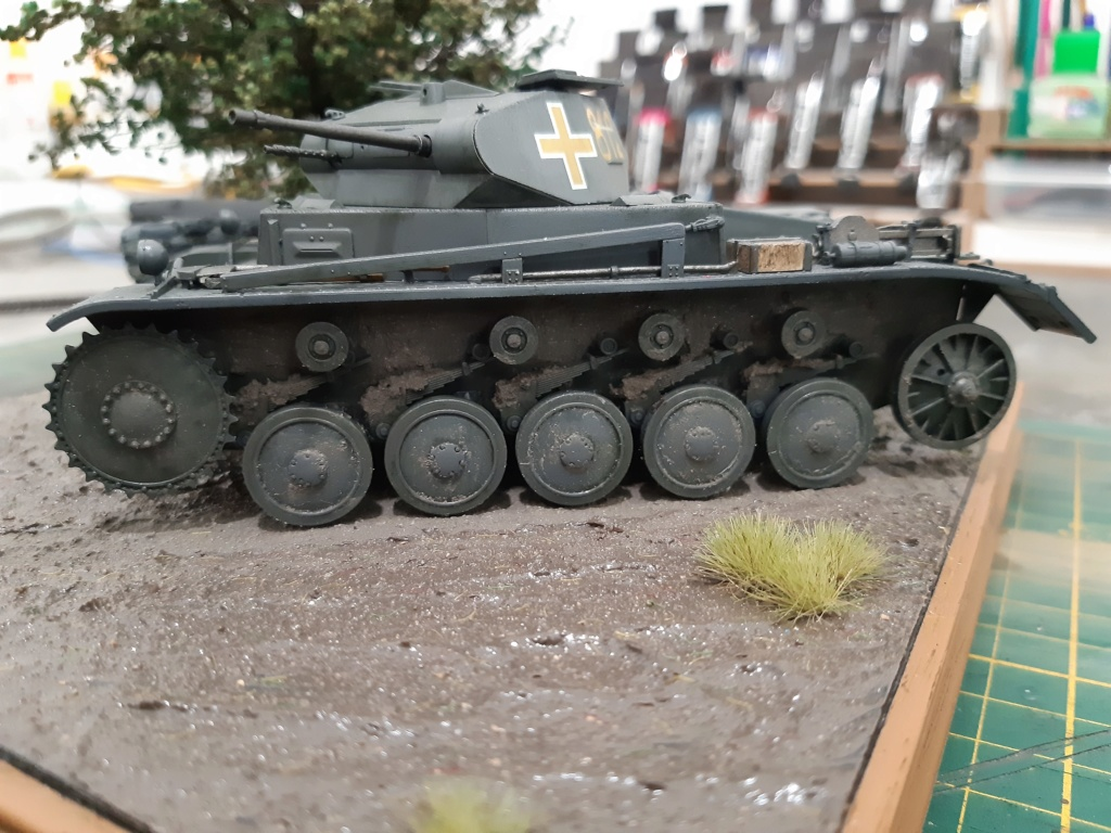 Panzer II 20190532