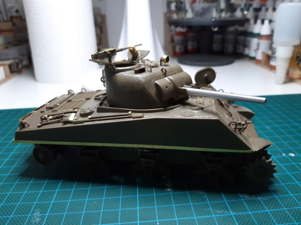 M4A3 Sherman 20190715