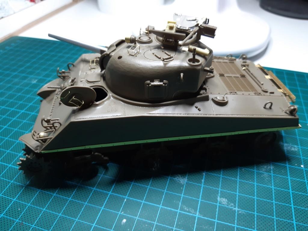 M4A3 Sherman 20190716