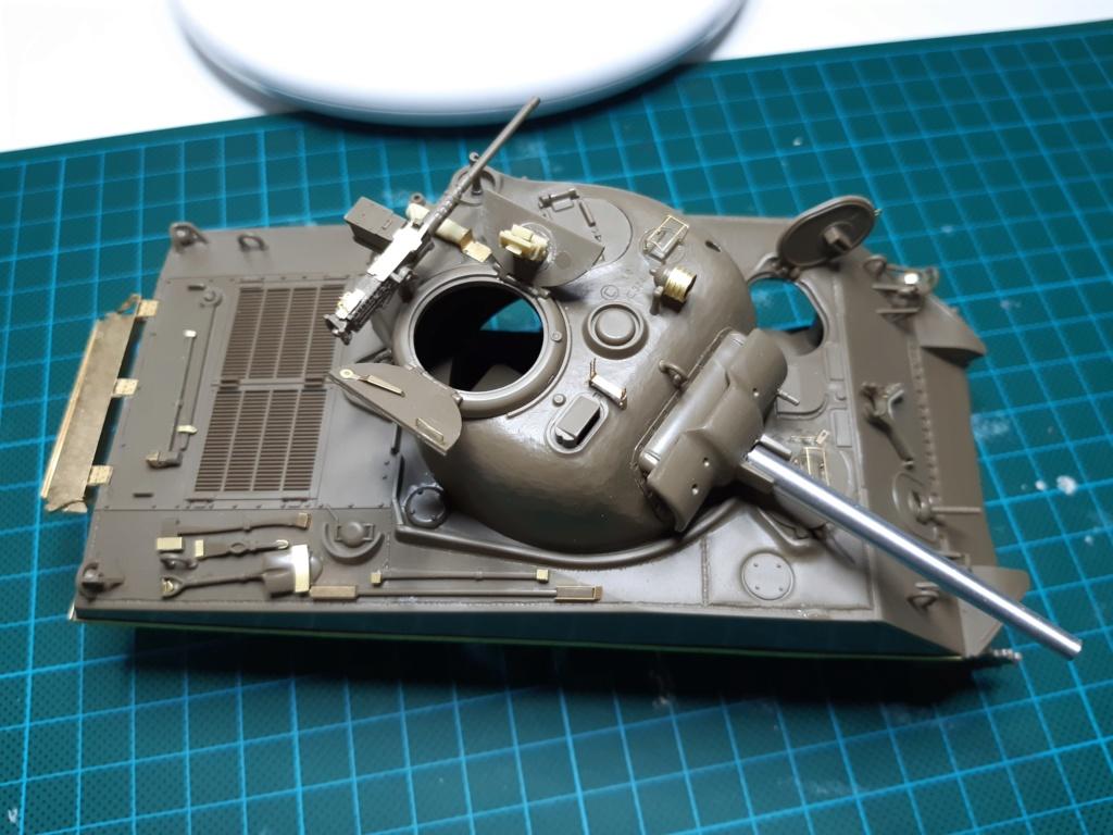 M4A3 Sherman 20190717