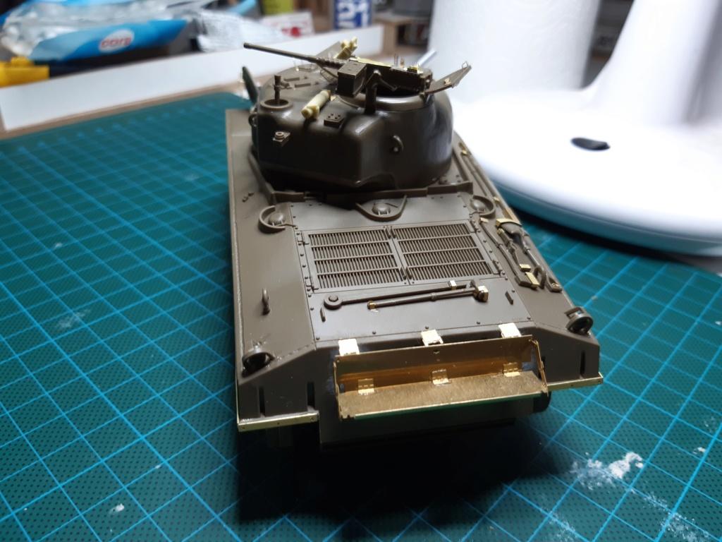 M4A3 Sherman 20190718