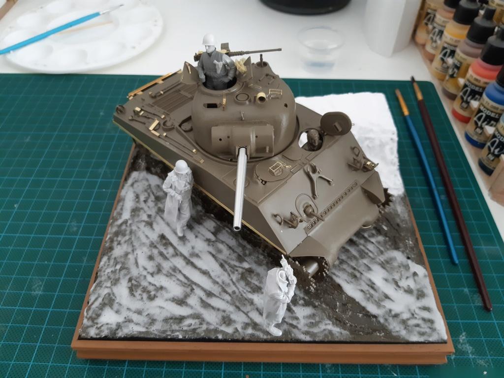 M4A3 Sherman 20190719