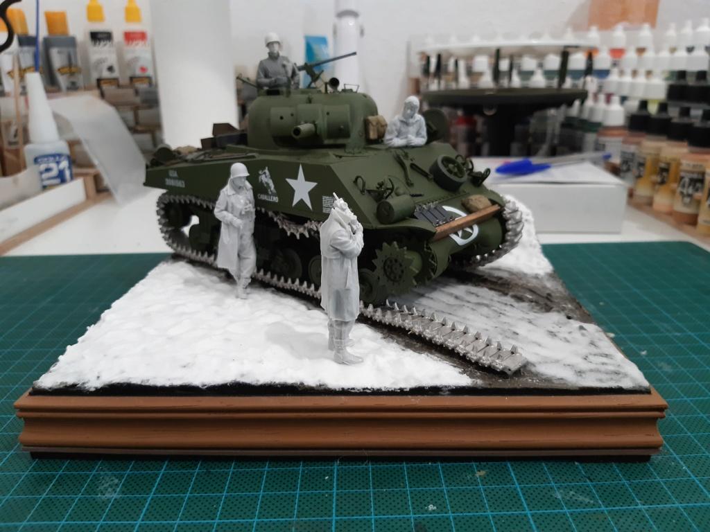 M4A3 Sherman 20190810