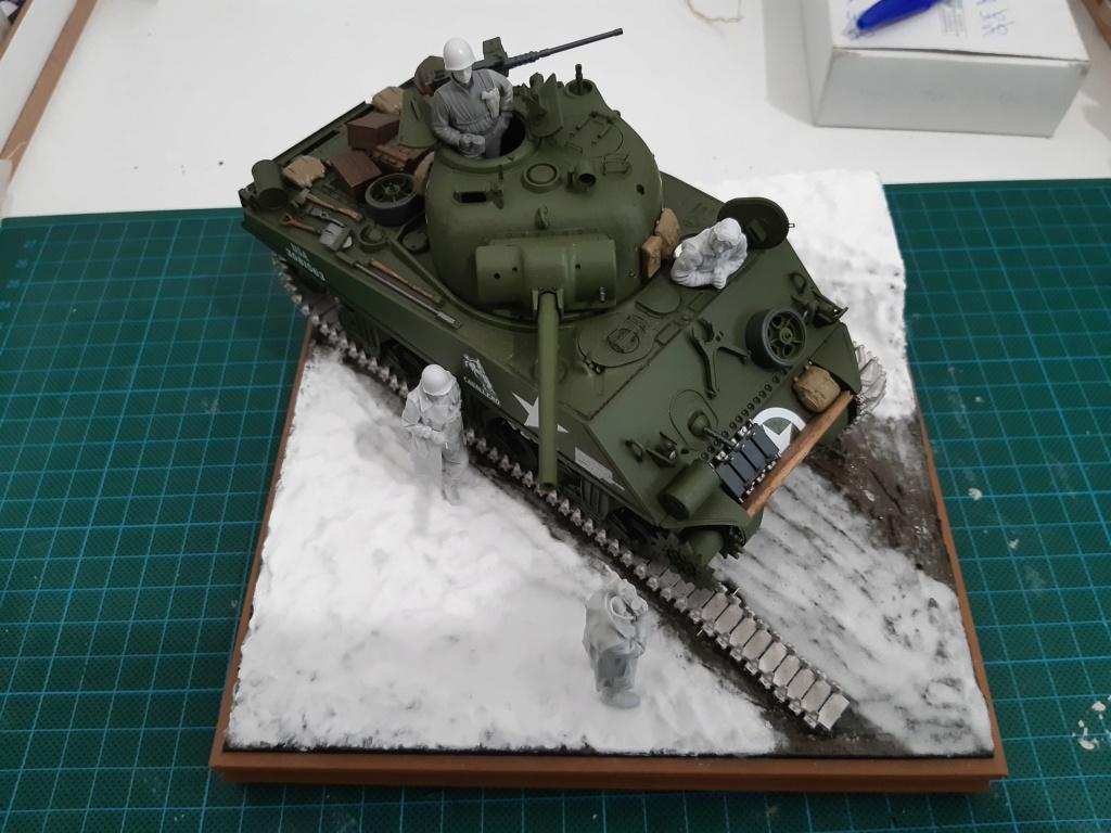 M4A3 Sherman 20190811