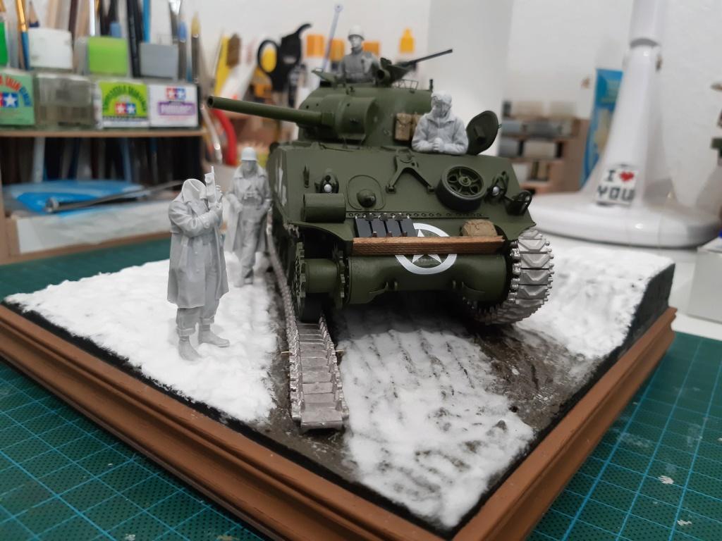 M4A3 Sherman 20190812