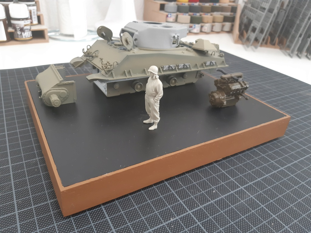 Sherman - M4A3 Sherman RFM-5042 20200813