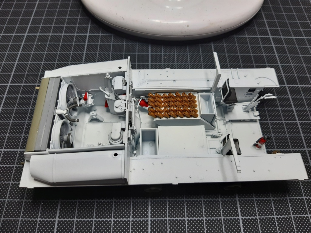 Sherman - M4A3 Sherman RFM-5042 20200821