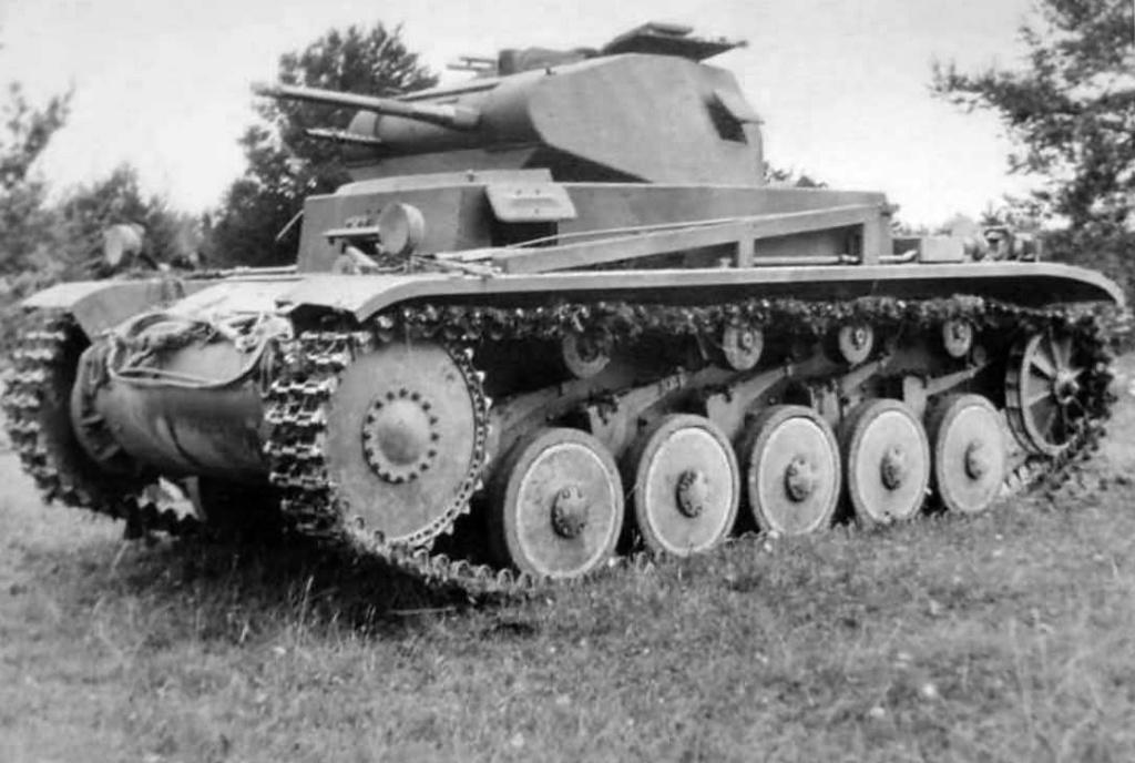Panzer II Panzer10