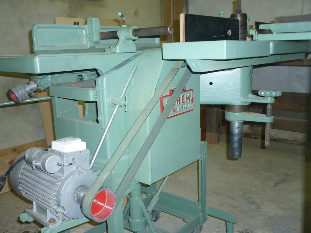 Lurem C 250 restauration et améliorations P1020512