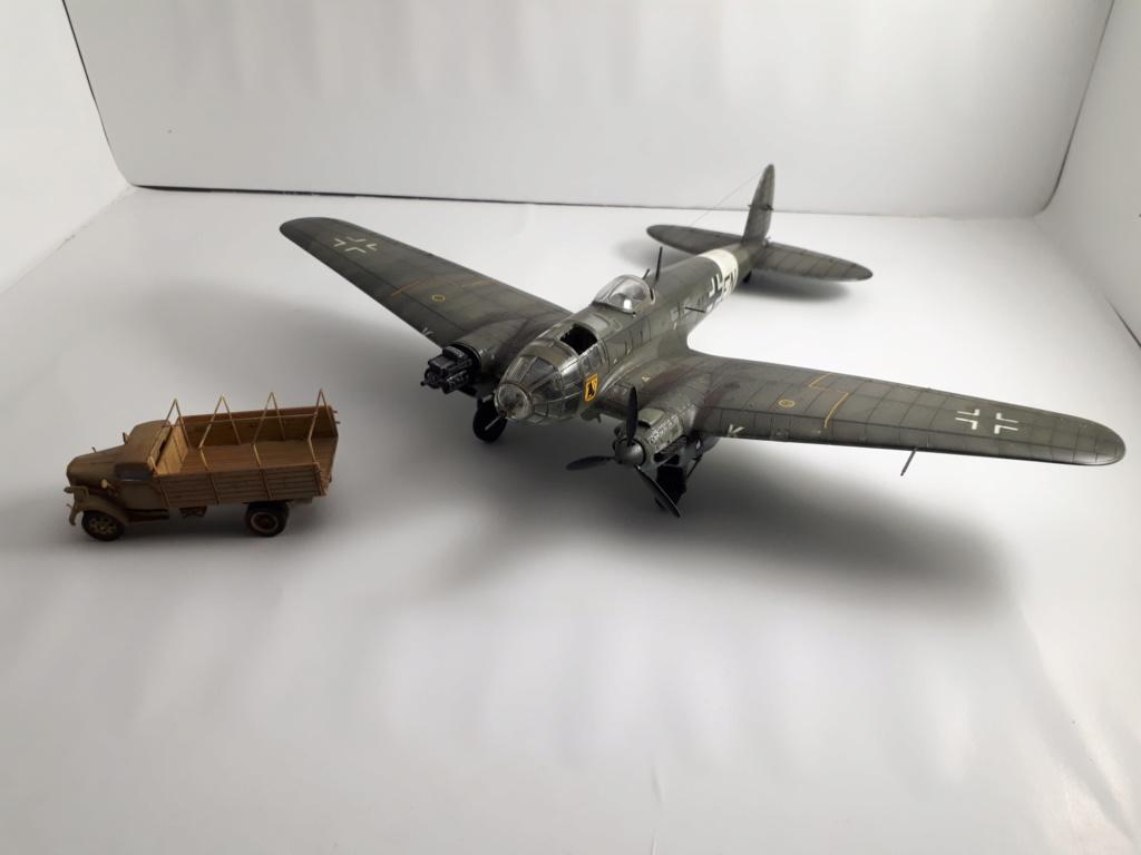 """Hasegawa 1/72---Heinkel He 111 H6 """"TORPEDO BOMBER""""   - Page 10 20180840"""