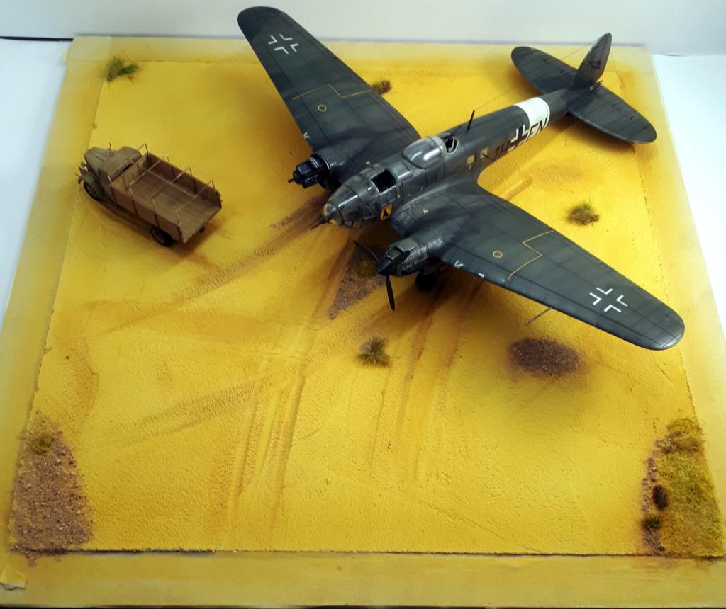"""Hasegawa 1/72---Heinkel He 111 H6 """"TORPEDO BOMBER""""   - Page 11 20181014"""