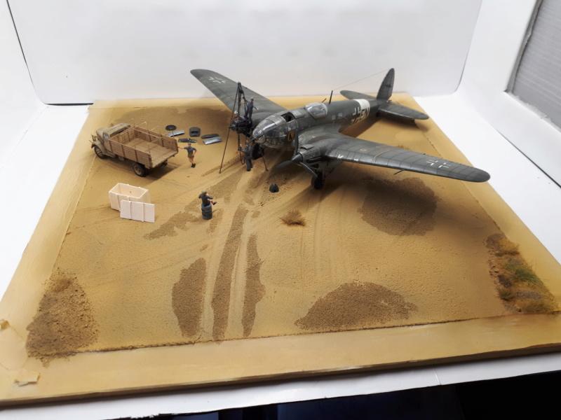 """Hasegawa 1/72---Heinkel He 111 H6 """"TORPEDO BOMBER""""   - Page 12 20190113"""