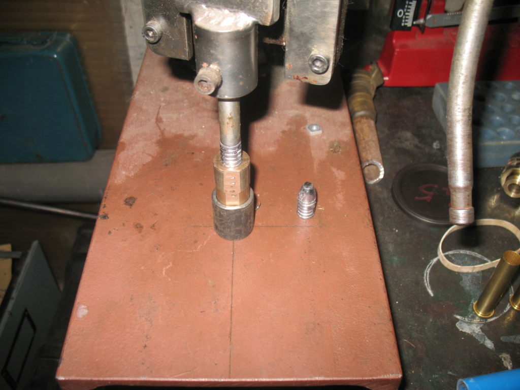 rechargement : modification d'étuis courant pour calibres obsolètes Img_0412