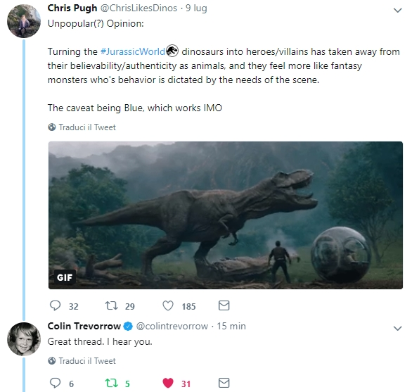 General Jurassic World: Fallen Kingdom News Thread V.5 - Page 7 Cokc10