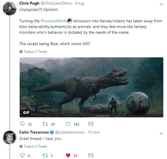 General Jurassic World: Fallen Kingdom News Thread V.5 - Page 7 Cokc10