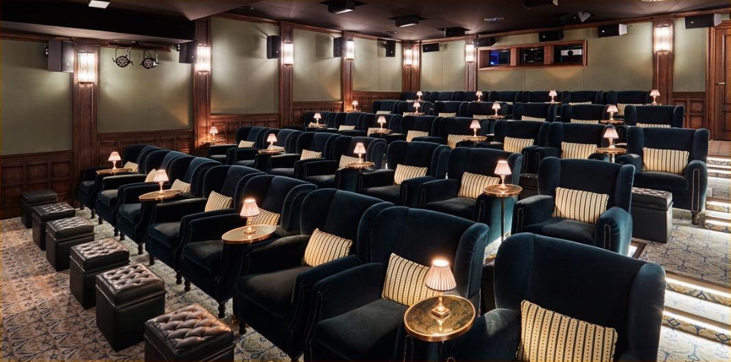 Sala de cine Screen21