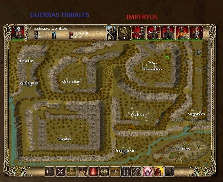 Guerras tribales Guerra10