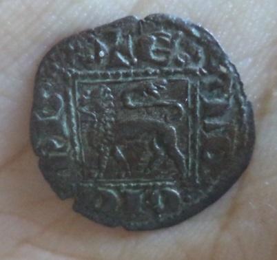 Dinero de Alfonso XI, Ceca Sevilla. 117