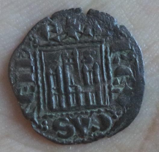 Dinero de Alfonso XI, Ceca Sevilla. 217