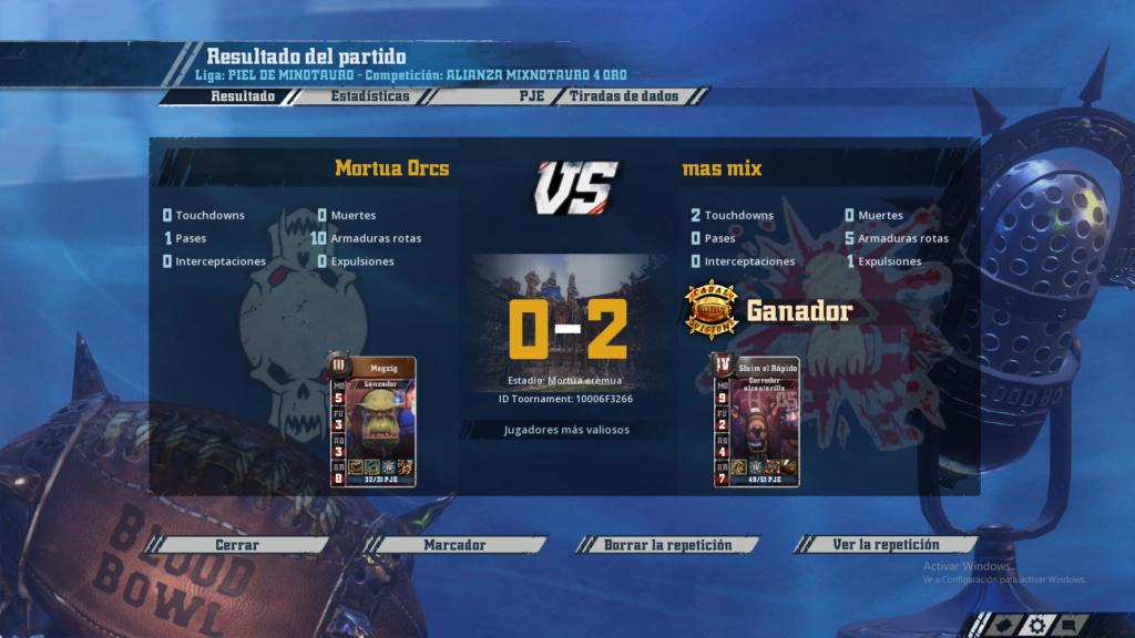 Liga Alianza Mixnotauro 4 - División Cuerno de Oro / Jornada 4 - hasta el domingo 09 de Febrero 10310