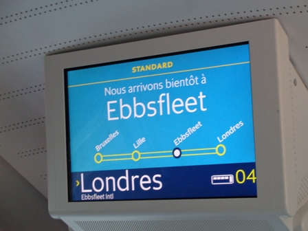 Let's go to LONDON Bl-1410