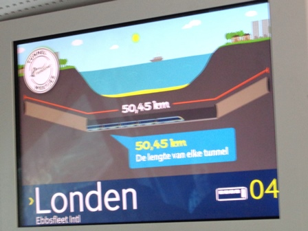 Let's go to LONDON Bl-1510