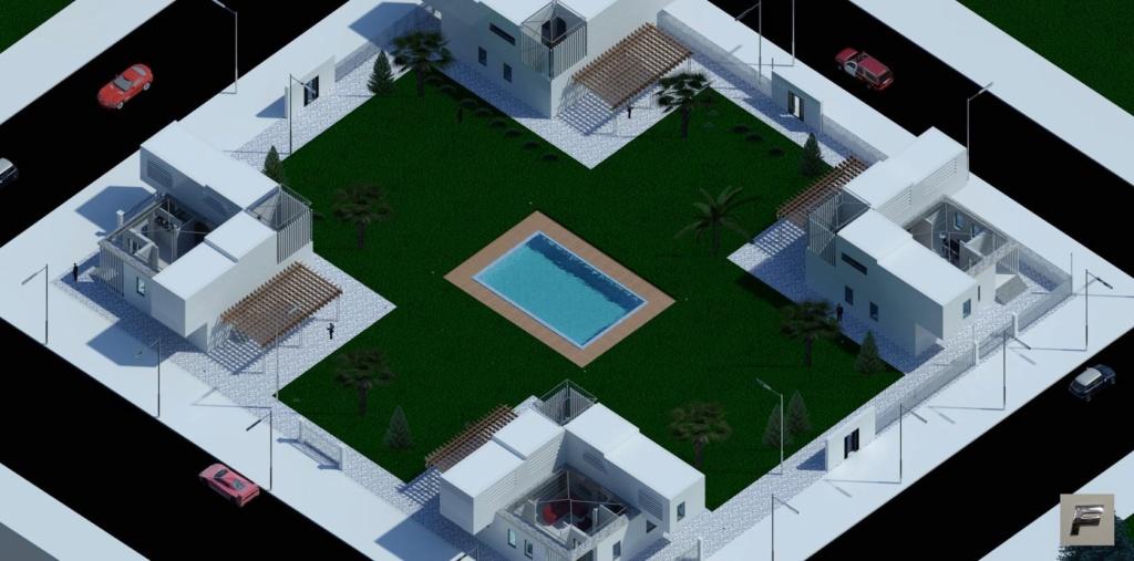 Creando proyecto de una piscina 410