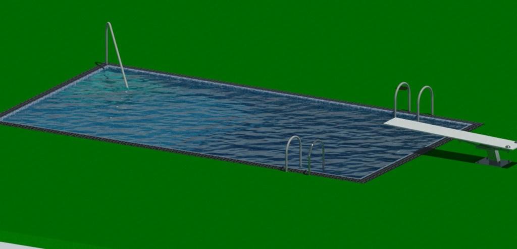 Creando proyecto de una piscina Piscan10